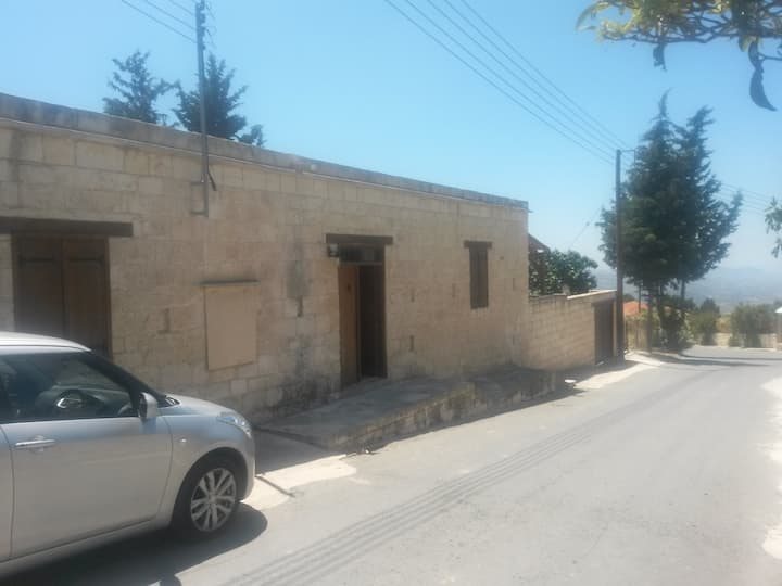 Traditional Cypriot House