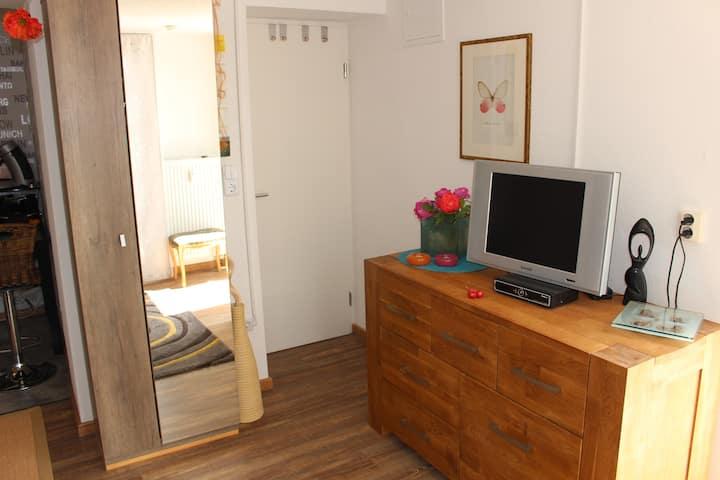 Appartement im Grünen, nähe Klinkum