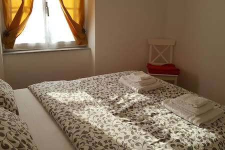 The small house in centre town - Genua - Apartament