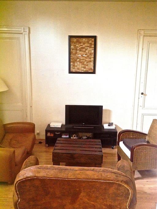 T3 centre historique de bordeaux appartements louer for Location appartement bordeaux centre t3