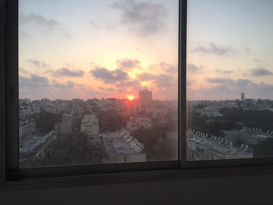 Sunset view every day