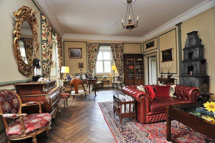 The Birgitte Suite at Broholm
