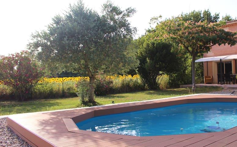 Le Jestel - Maison de campagne en Provence