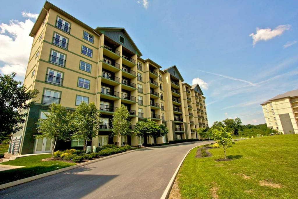 Make Mountain View Condos your vacation destination!