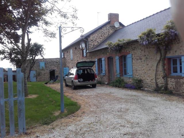 calme et charme - Saint-Ouën-des-Toits - Dom
