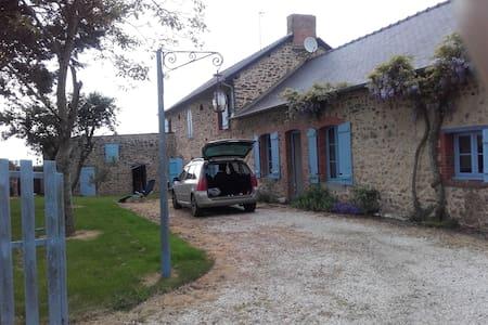 calme et charme - Saint-Ouën-des-Toits