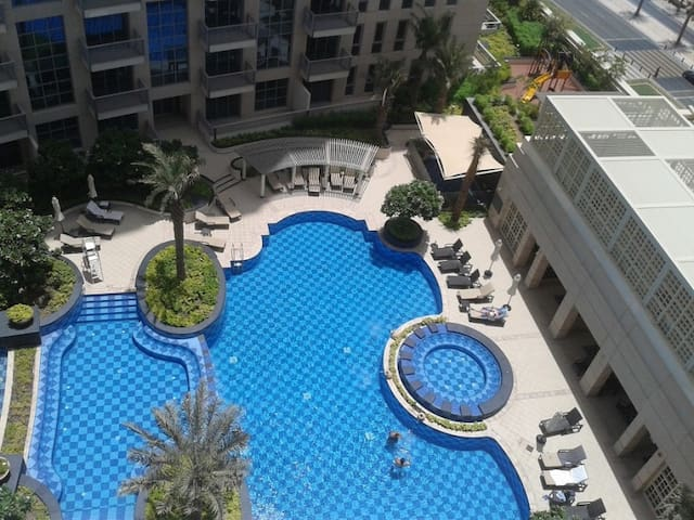 One bedroom apartment in Downtown - Dubai - Apartment