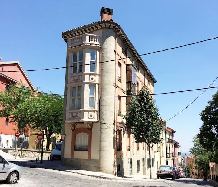 Apartamento exclusivo en el casco histórico