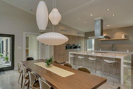 Brand New Mid Century Style Home - Miami Beach - Hus