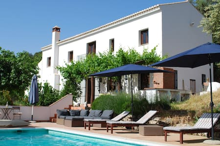 Beautiful Cortijo with Pool in MONTEFRIO, GRANADA