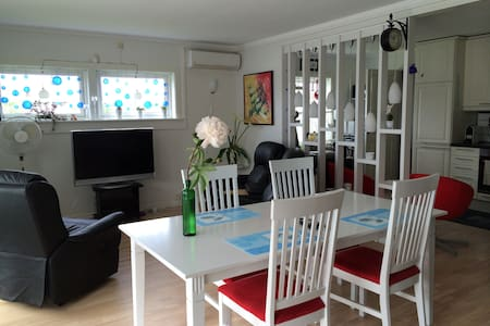 Wonderful apartment with parking - Levanger