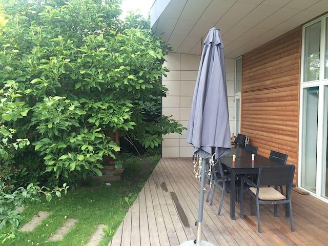 Fantastic familyhouse in Copenhagen