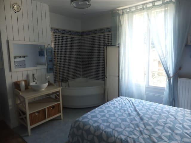chambre chez l'habitant - Buxeuil