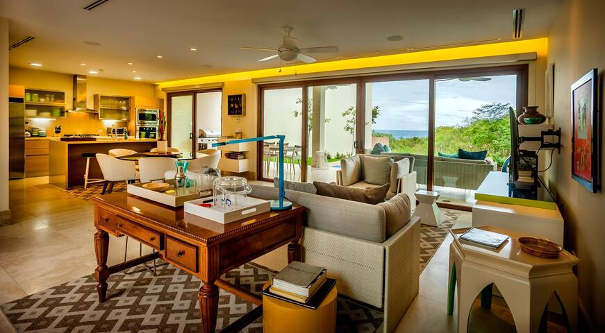 Luxury Ocean View Villa 4bedrooms - Rivas, Nicaragua - Vila