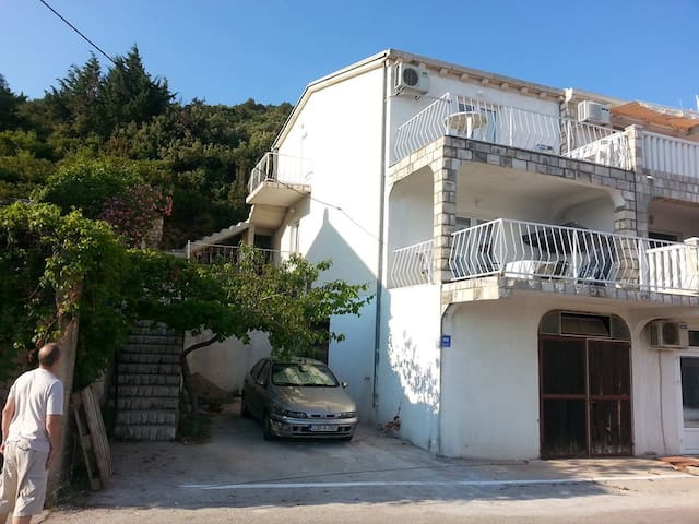 Fresh adapted apartment, with 40 m2 - Neum - Huoneisto