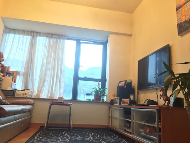 1 bedroom and shared common area - 香港 - Apartamento