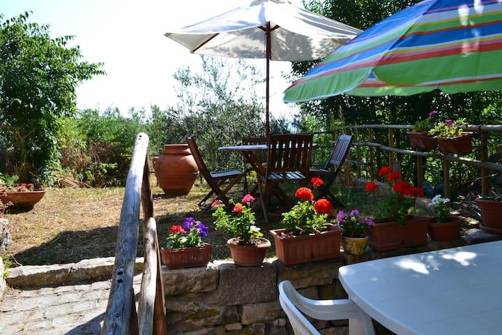 casa in collina Castelbotaccio (Cb) - Castelbottaccio - House