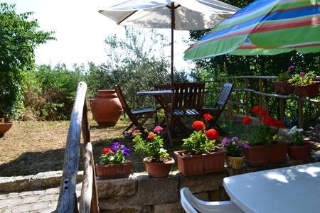 casa in collina Castelbotaccio (Cb) - Castelbottaccio - Ev