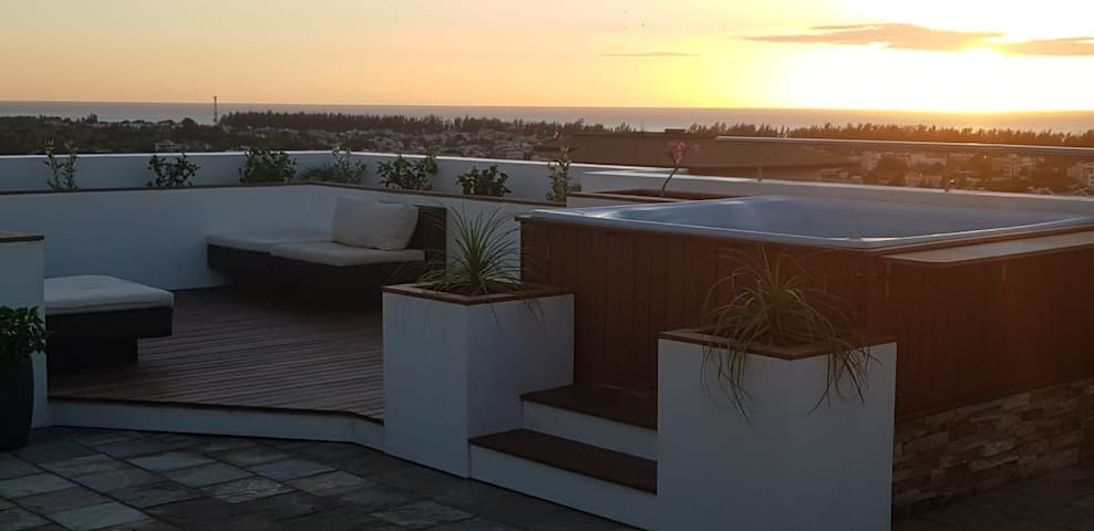 Sunset View Penthouse