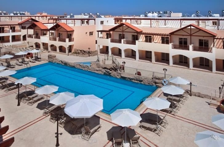 Penthouse apartment 2 km from beach - Larnaca - Appartement