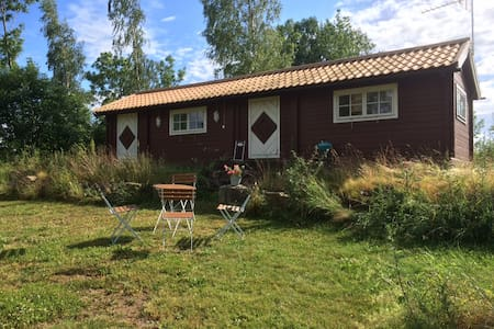 Countryside cottages at farm - Katrineholm