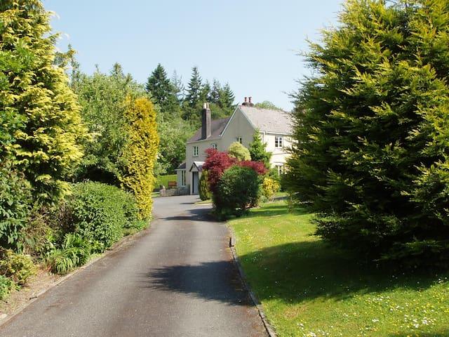 Windwhistle Farm,  near Dartmoor and Plymouth
