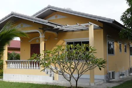 Beautiful Country Holiday House in Chai Nat
