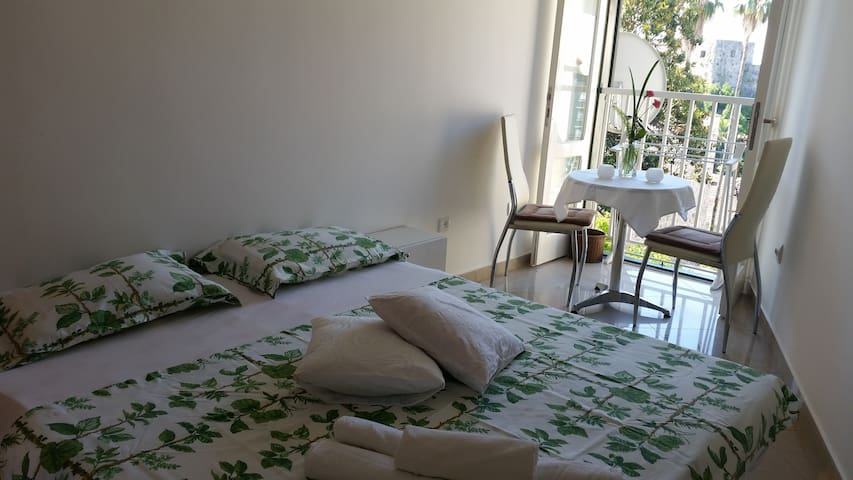 Studio with amazing sea view -City center - Herceg Novi - Appartement