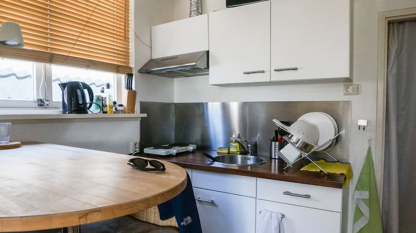 Studio with 1 bed and 1 sofabed - Rotterdam