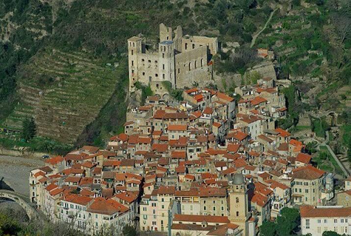 Poderi del Marchesato II. - Dolceacqua - Lejlighed