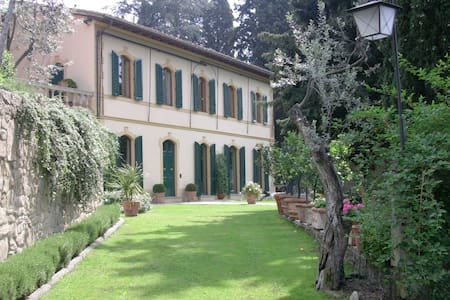 IN VILLA INDIPENDENT APARTAMENT - Florencja