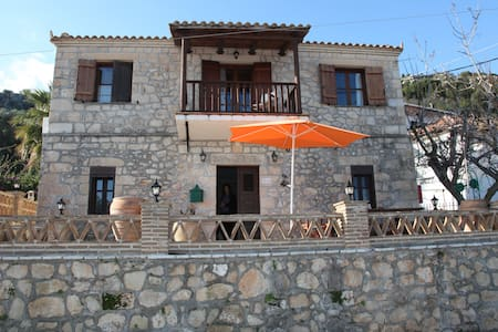 Stone Villa for a relaxing holiday! - Chavdata - Villa
