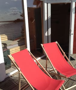 Beautiful living in the archipelago - Kalmar S - Blockhütte