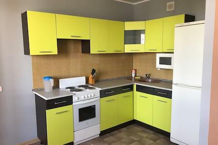 Аренда новой однокомнатной квартиры