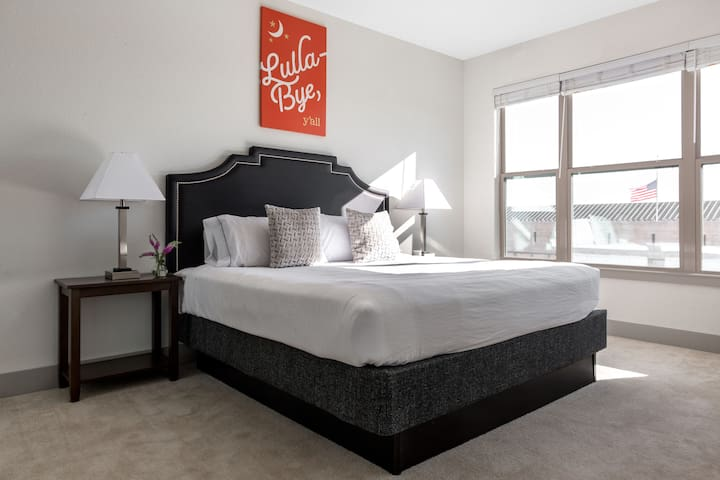 Wonderful One Bed at Parker House