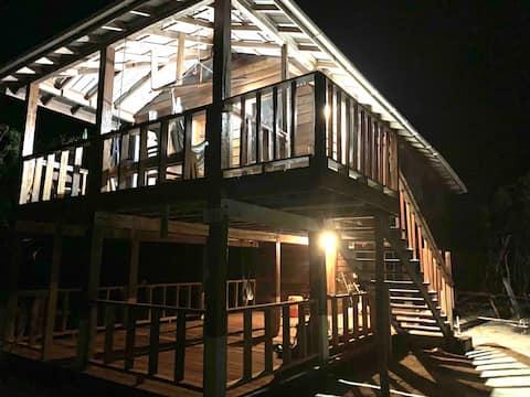 Lighthouse Reef Belize Cabin