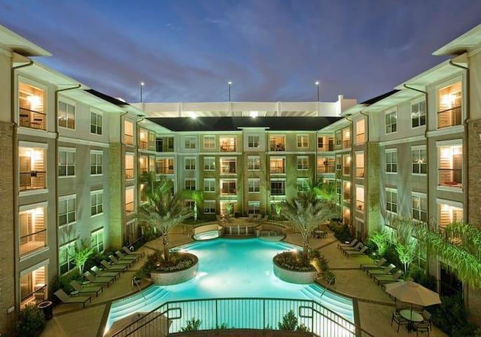 2 Bed. Med Center - Domain at Kirby - Apartments for Rent in ...