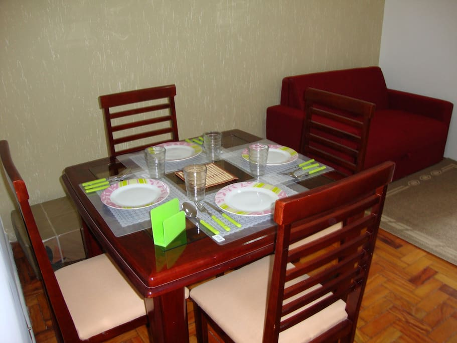 DINNER ROOM - Sala de Jantar