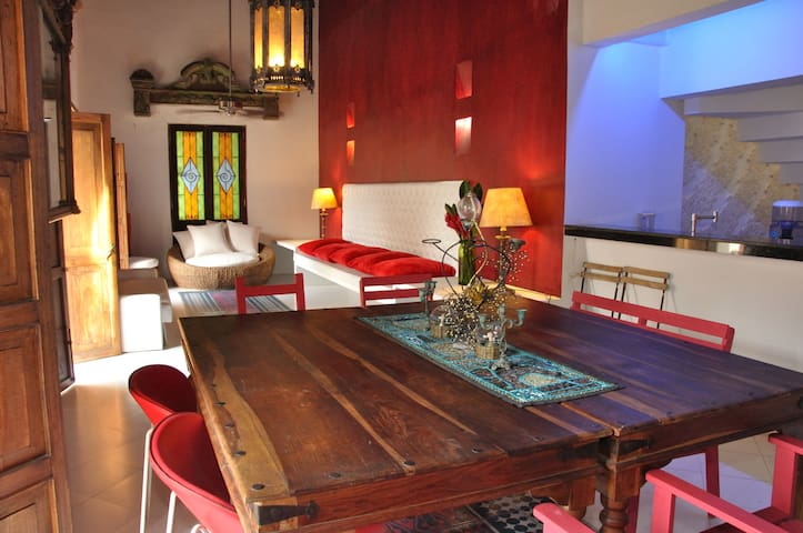 Within The Walled City of Cartagena - Cartagena das Indias - Apartamento