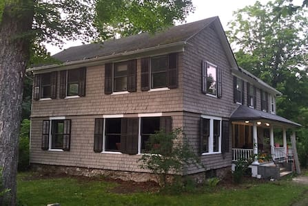 1835 Greek Revival Farmhouse - Egremont - House