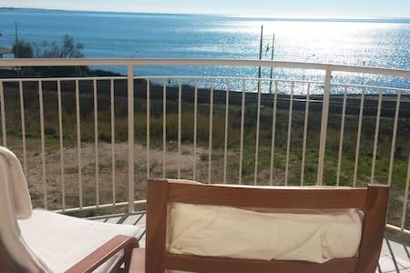 Appartamento vista mare - Santa Marinella - 独立屋