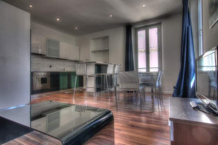 Classic  2 bedrooms - 3min from Palais -5M105
