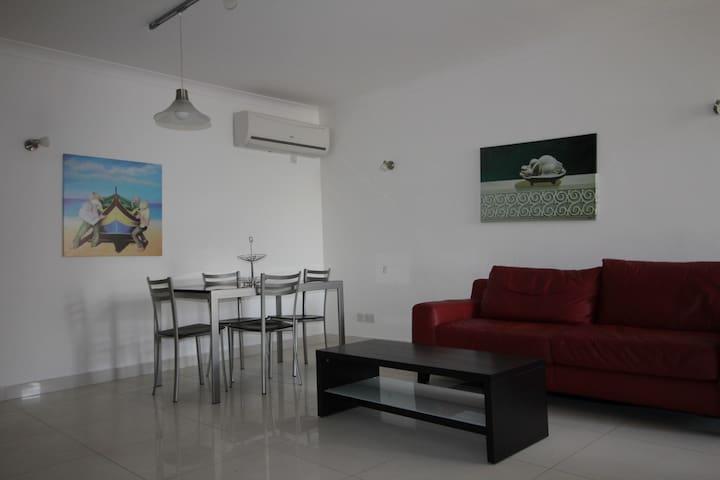 1 Bedroom Apartment - FLT16 - Naxxar