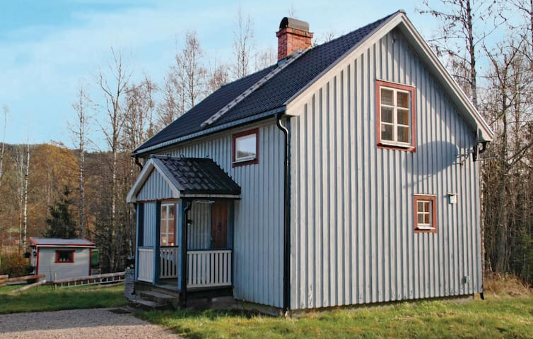 Holiday cottage with 2 bedrooms on 79 m² in Sysslebäck