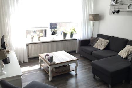 Heerlijk appartement in Hardenberg! - Hardenberg - Huoneisto