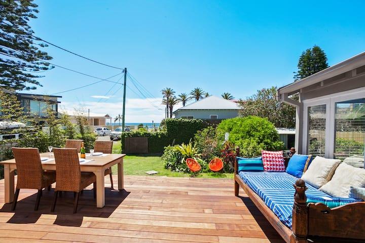 Beach in your backyard