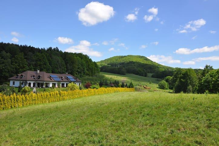 Ferien Haus Böhmische Schweiz - Decin - Huis