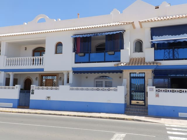 2 Bedroom Apartment 50 Metres From The Beach