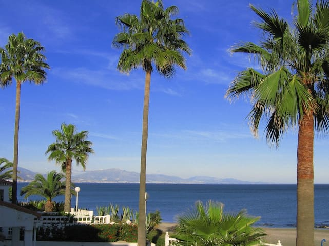 1a Linea de Playa, Costa del Sol - Manilva - Haus
