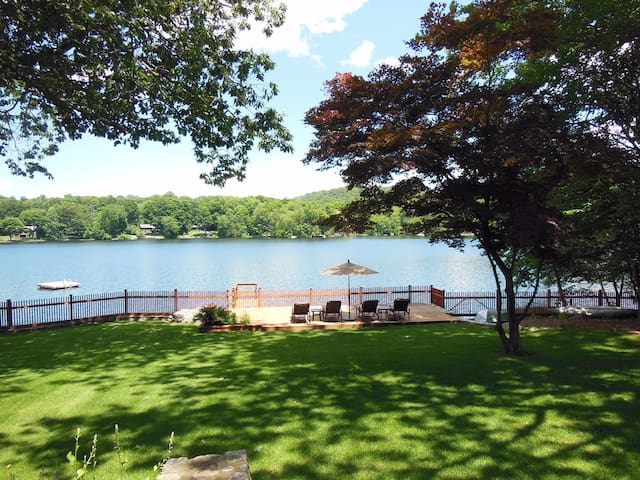 Summer at the Lake - Putnam Valley - Maison